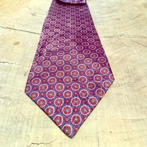 100% SILK TIE by DAVID TAYLOR